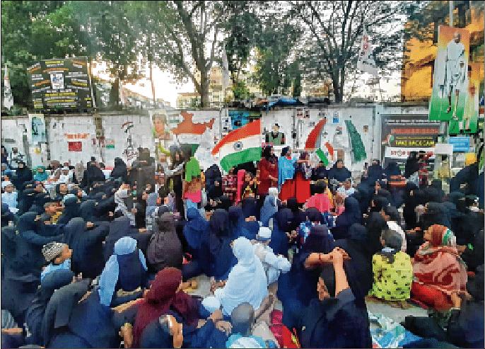 Mumbai: Is Nagpada new Shaheen Bagh?