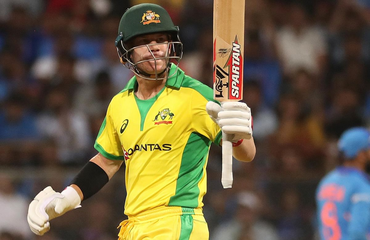 I know I have let you guys down in the past: David Warner