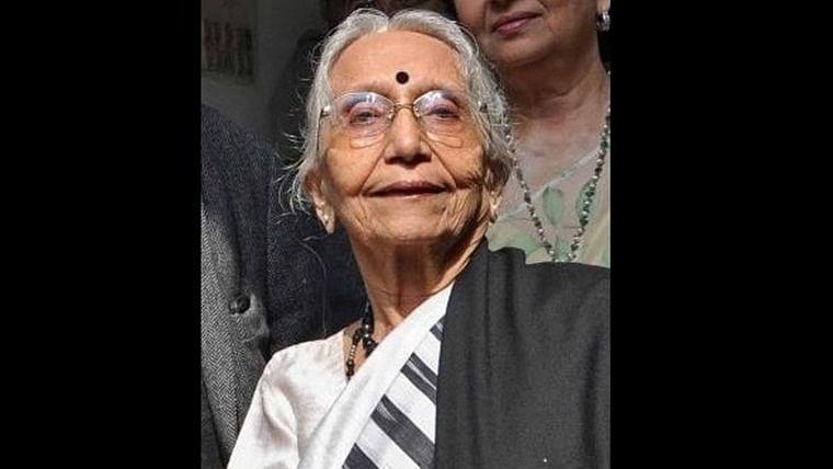 Former TMC MP Krishna Bose passes away at 89 in Kolkata