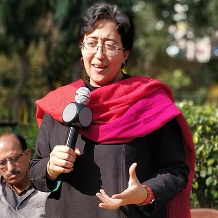 Atishi Marlena claims she is watching Harry Potter on Netflix with her niece, Twitter says stop bluffing