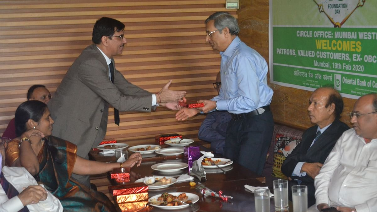 Oriental Bank of Commerce celebrates 78th Foundation day