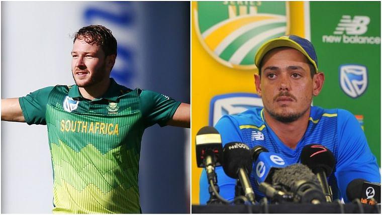 David Miller backs Quinton de Kock to lead South Africa in ODIs