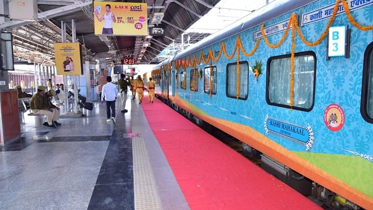 Kashi-Mahakal Express between Varanasi and Indore commences operations today -- here's all you need to know