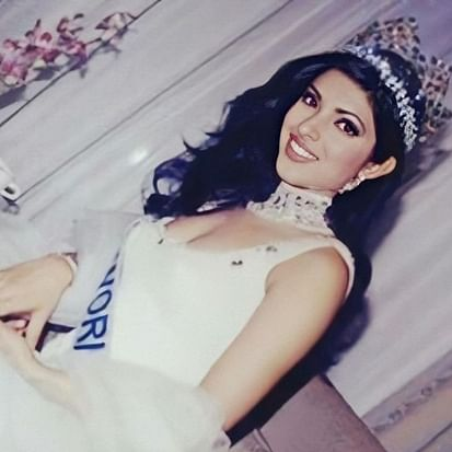 Flashback Friday: Priyanka Chopra shares picture from Miss World days