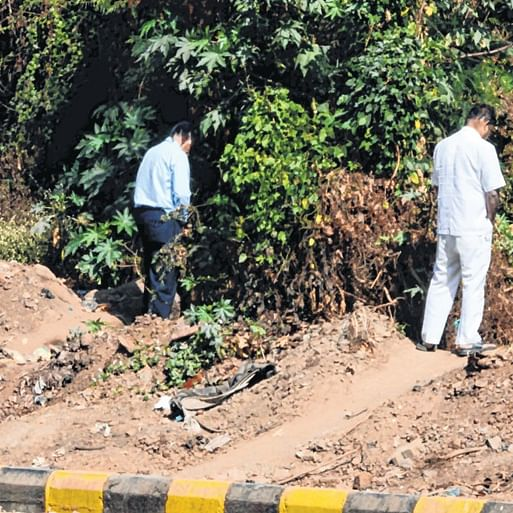 Mumbai: In BKC, not many spots for men to take care of business