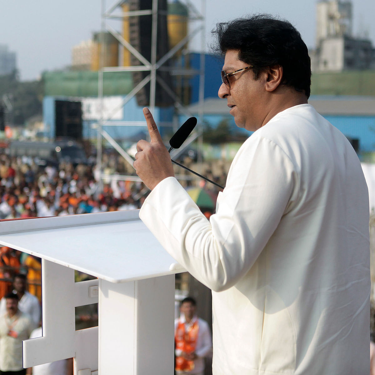 Mumbai: Meeting between Raj Thackeray and Prasad Lad triggers talk of an alliance between MNS & BJP in BMC elections