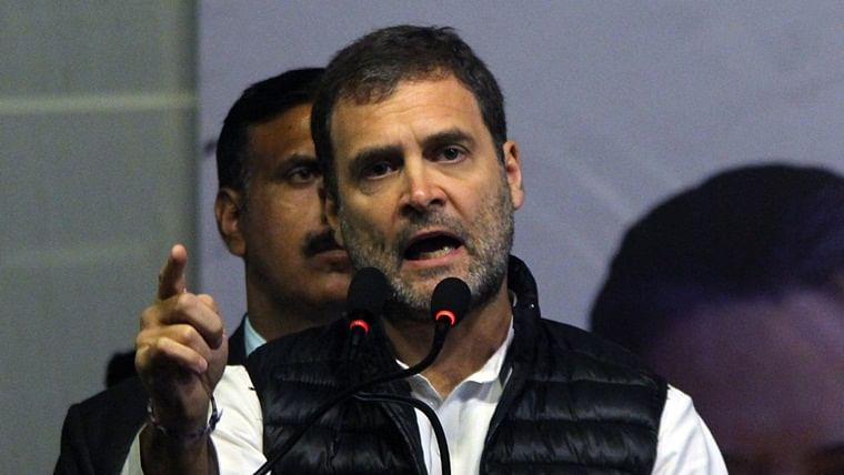 'Who benefited most from attack?': Rahul Gandhi on Pulwama anniversary