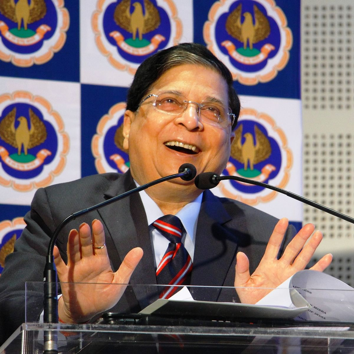 Trust deficit means bad economy, CAs need to be accurate: Ex-CJI Dipak Misra