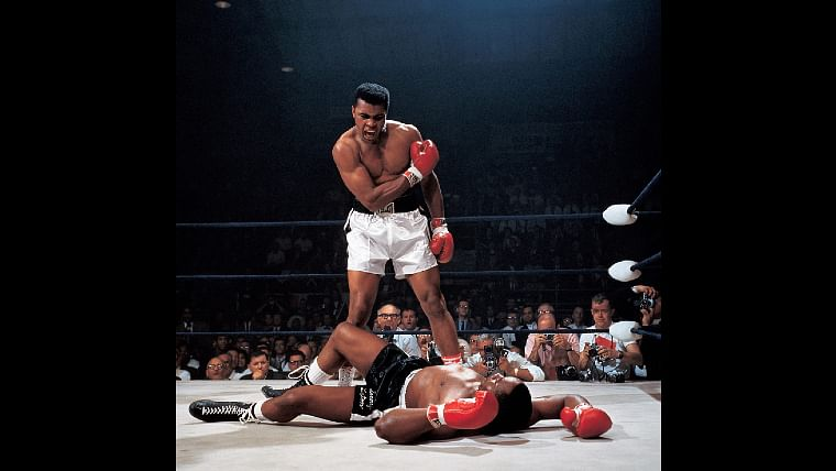 This Day, That Year: When Muhammad Ali 'shook up the world'