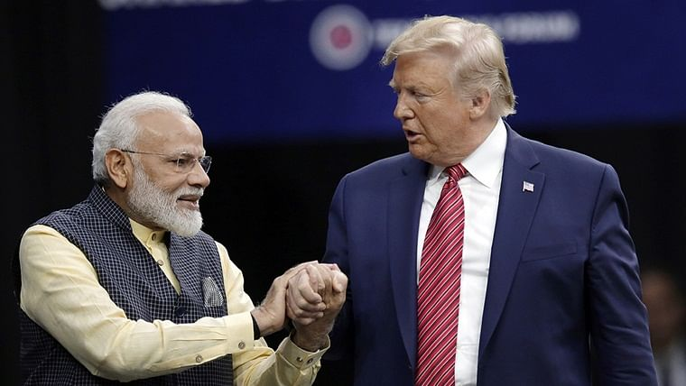 Donald Trump presents 'Legion of Merit' to PM Modi for elevating India-US ties