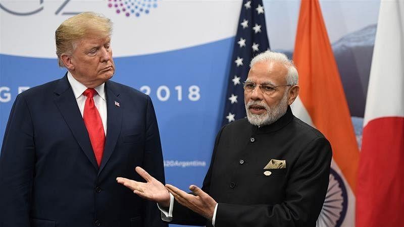 Trump, Modi