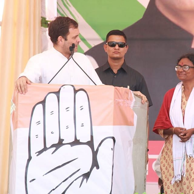 Madhya Pradesh: Deepak Babaria wants RaGa's aide Meenakshi Natrajan as Congress state president