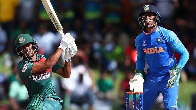 Bangladesh U19 skipper Akbar Ali scored a gritty 43* to take his side to their maiden World Cup.