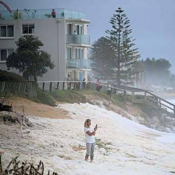 Sydney's heaviest rain in 30 yrs
