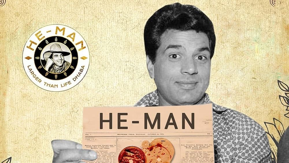 This Valentine's Day, dine like 'He-Man' Dharmendra at his new farm to fork restaurant