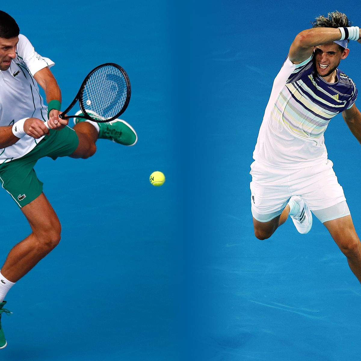 Novak Djokovic vs Dominic Thiem: Where, when and how to watch the Australian Open final match live
