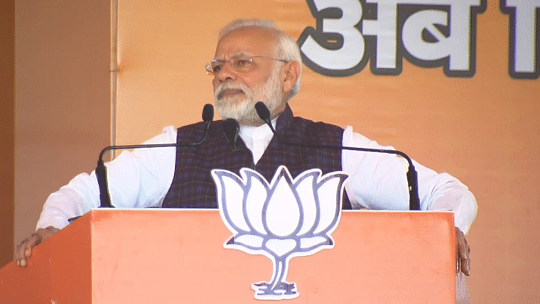 Wither development? PM says Delhi needs govt which 'supports CAA, Art 370 abrogation'