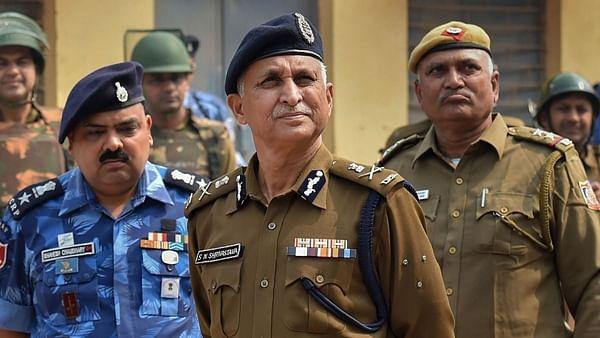 SN Shrivastava gets additional charge of Delhi Police Commissioner, replaces Amulya Patnaik