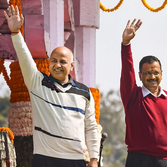 Pleas filed in Delhi HC challenging election of CM Arvind Kejriwal, deputy Manish Sisodia
