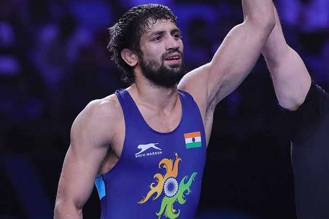 Asian Wrestling Championship: Ravi Dahiya shows class with gold
