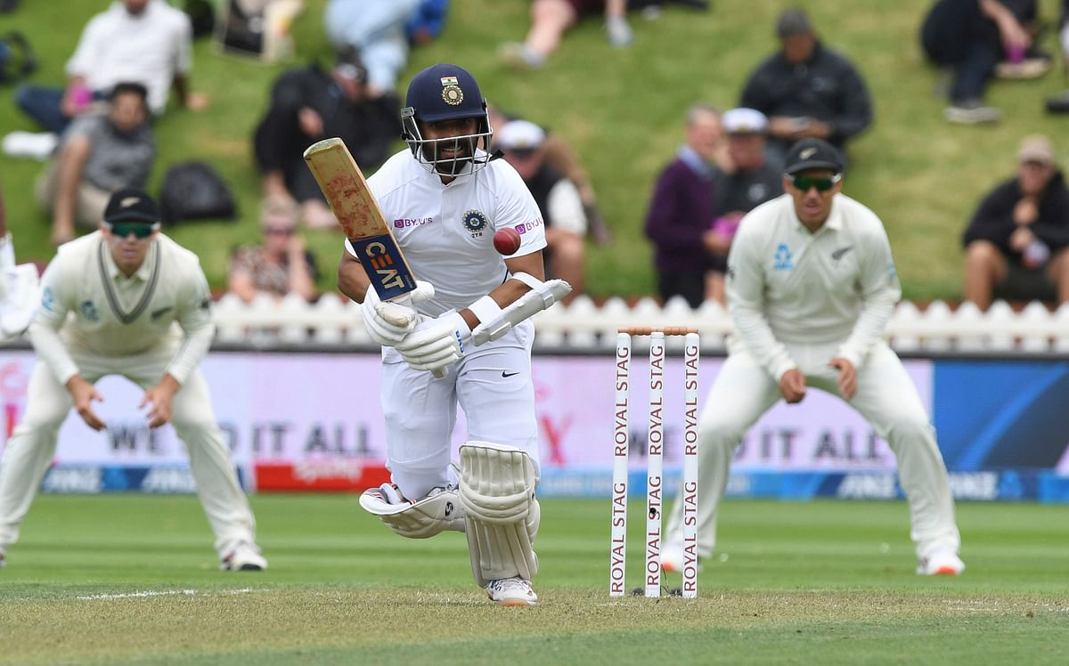 NZ vs IND: Ajinkya Rahane prepares counter-plan to negotiate against Kiwis' pace battery
