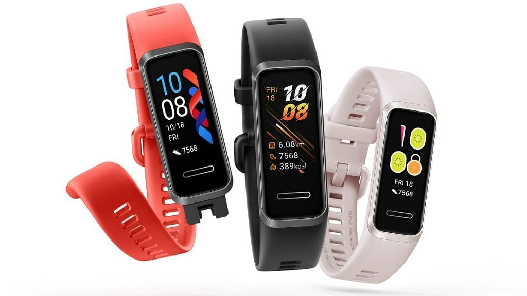 Huawei Band 4 tops category of best selling bands