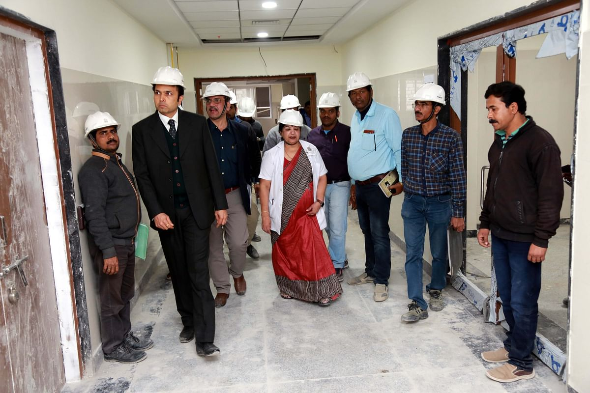 Indore: Madhya Pradesh's biggest super-specialty hospital to be ready by March