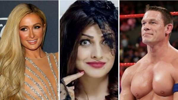 Bigg Boss 13: Paris Hilton and John Cena follow former contestant Himanshi Khurana on Twitter