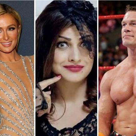 Bigg Boss 13: Paris Hilton and John Cena follow former contestant Himanshi Khurana on Twitter