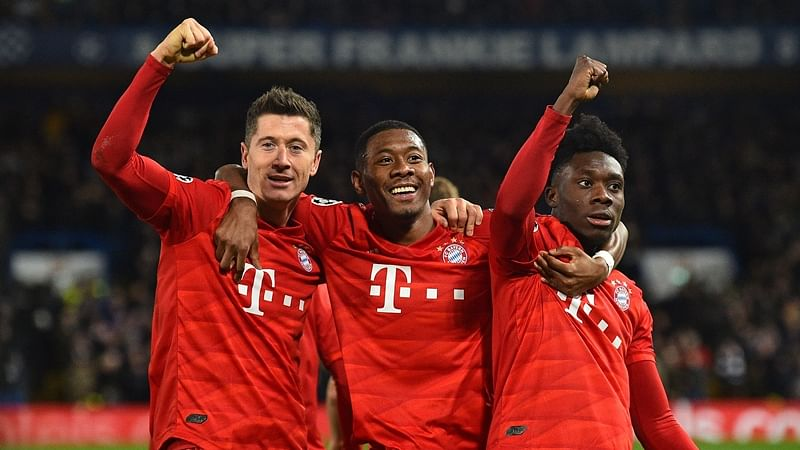 Bayern Munich secure 8th straight Bundesliga title with 1-0 victory against Werder Bremen