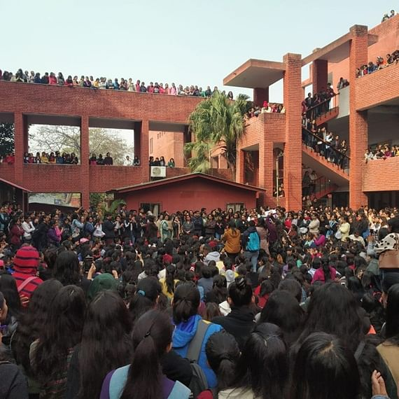 'They shouted Jai Shri Slogans': CPI's women's association on thugs involved in Gargi College 'mass molestation' case