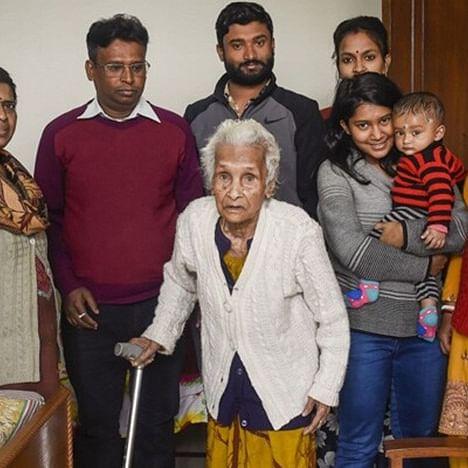 Bangladesh-born woman oldest voter in Delhi, eager to get finger inked at 111