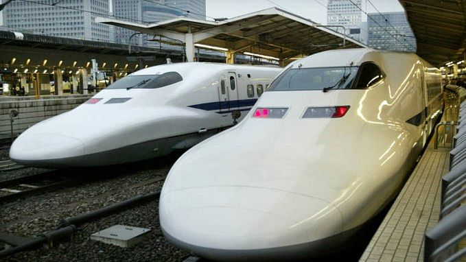 Mumbai-Ahmedabad bullet train: Farmers protest land survey