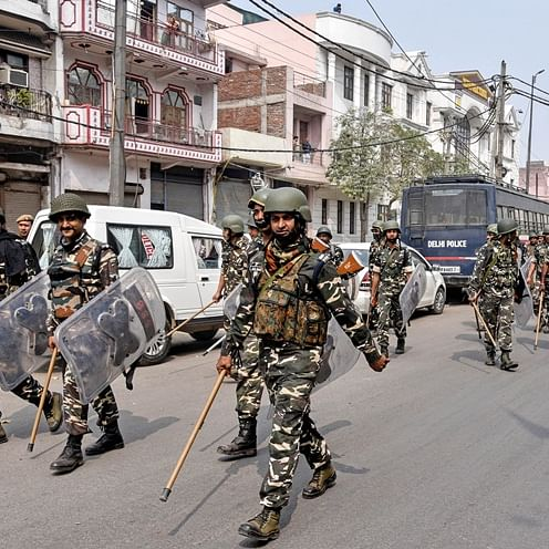 Delhi Violence Updates: Death toll rises to 28; security beefed up in affected areas