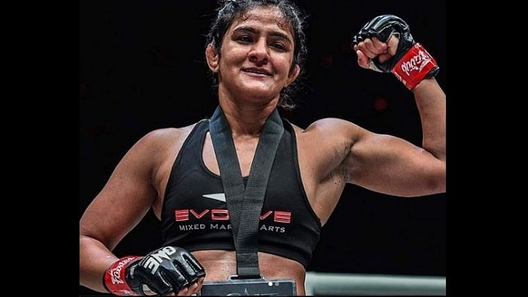 One Championship: Ritu Phogat's clash against China's Chiao Chen to take place in empty arena over coronavirus fear
