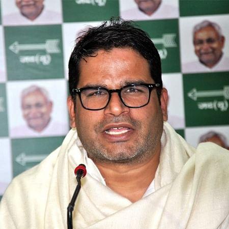 Prashant Kishor booked for plagiarism in 'Bihar ki Baat' campaign