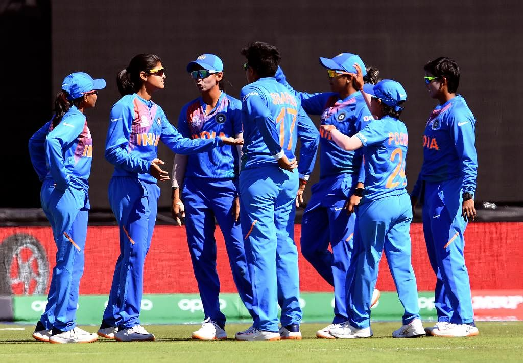 ICC Women's T20 WC: India Eves remain unbeaten, defeat Sri Lanka by seven wickets