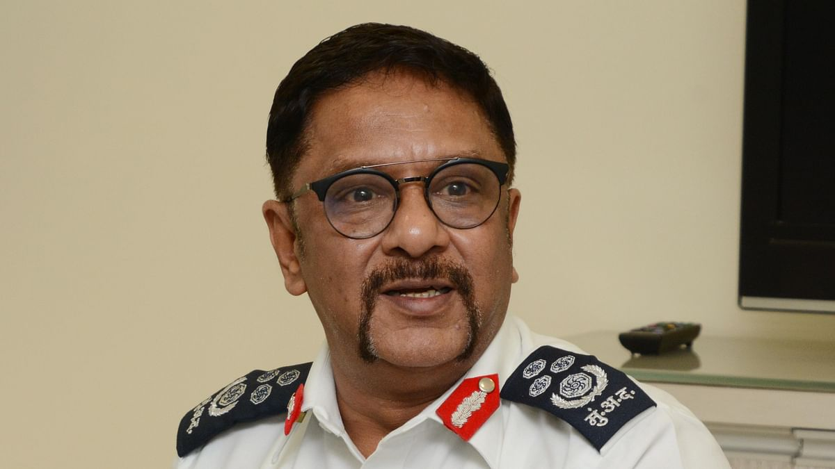 Prabhat S Rahangdale (Mumbai Fire Brigade chief fire officer (CFO) and deputy municipal commissioner of the Disaster Management)