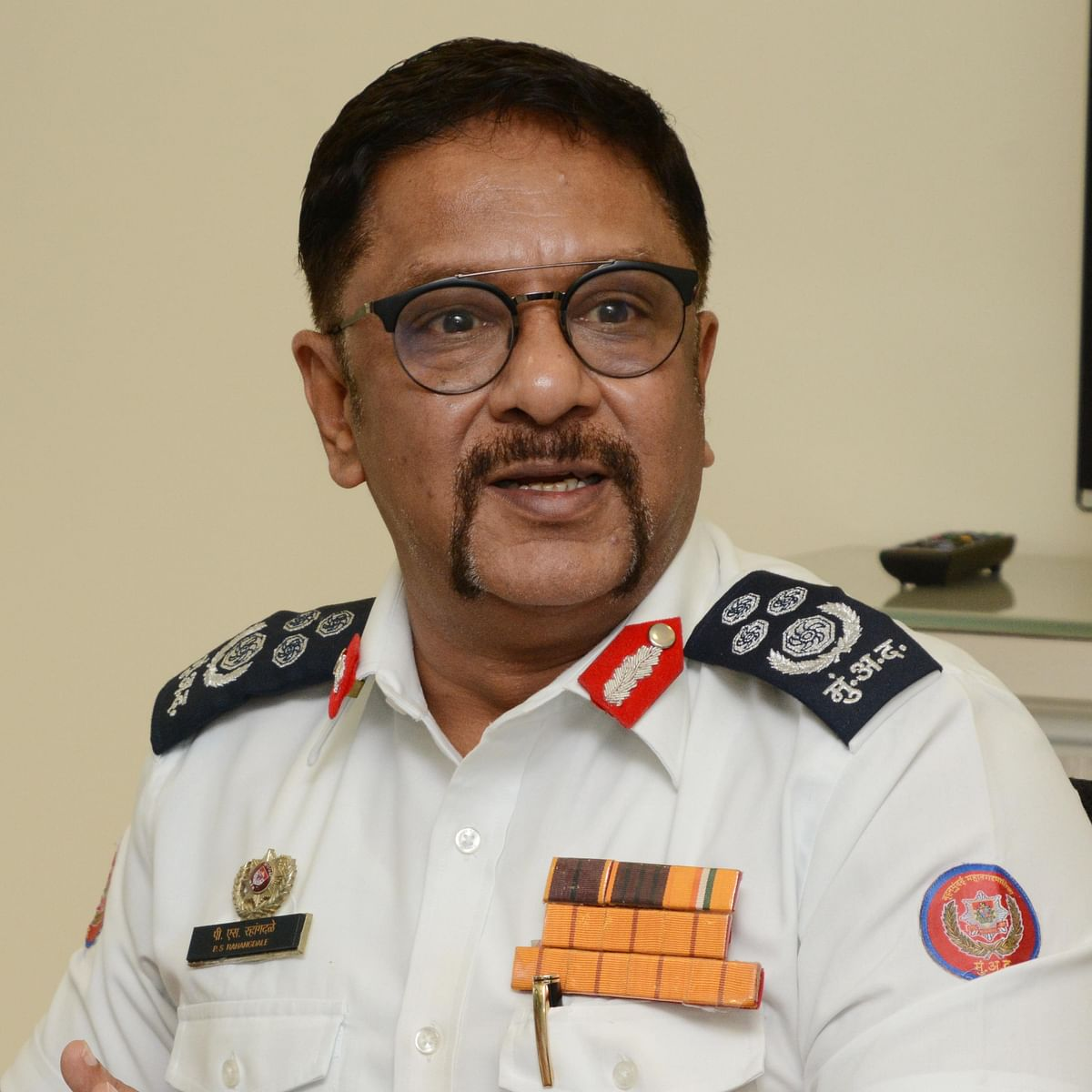 New fire safety rules must for all: CFO Prabhat Rahangdale