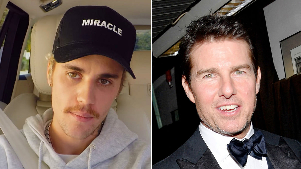 Justin Bieber claims he'd beat Tom Cruise in a fight