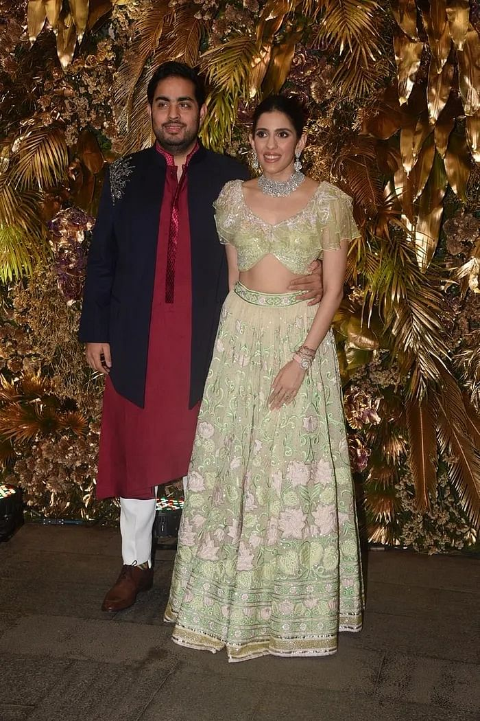 FPJ Fashion Police: Shloka Mehta Ambani ditches her heavy lehengas for a chic dress with quirky sandals