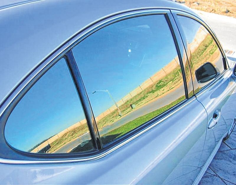 Tinted glass violations spurt among car owners
