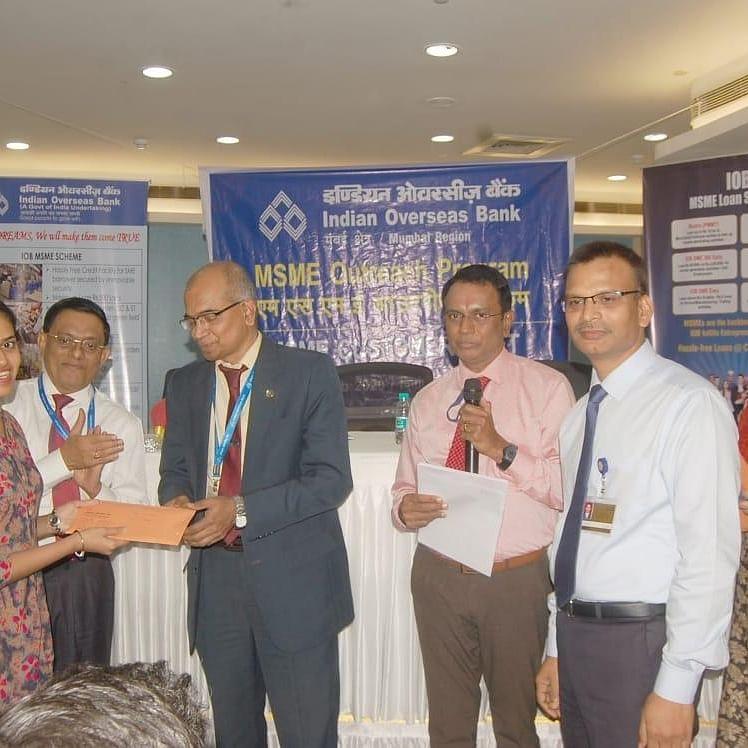 IOB conducts MSME Outreach Program & MSME Customers Meet programme