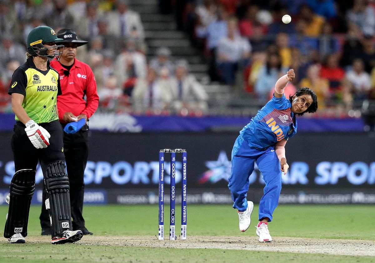 How Poonam Yadav's Wrong-Uns spun India to resounding win over Australia in T20 WC opener