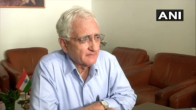 Rahul Gandhi remains top leader in Congress: Salman Khurshid