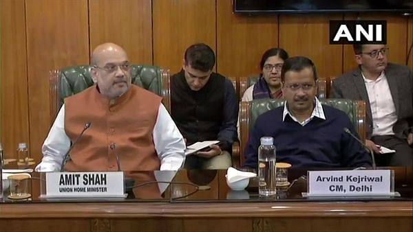 Meeting with Amit Shah was positive, all parties will take steps to restore peace: Arvind Kejriwal on Delhi violence