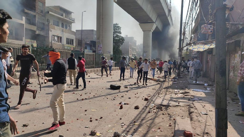 Head constable killed amid clashes between protesters over CAA in Northeast Delhi