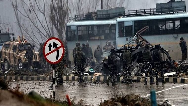 'Salute to brave soldiers': #BlackDay trends on Twitter in memory of Pulwama martyrs