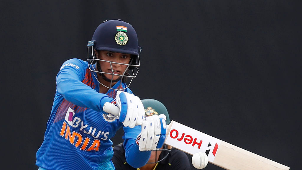 Smriti Mandhana's glorious fifty in vain as India eves fall to Australia in T20 tri-series finale