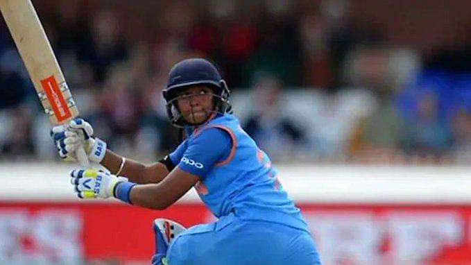 Indian Women's team skipper Harmanpreet Kaur